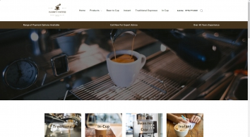 Canny Coffee - Coffee that\'s full of Beans