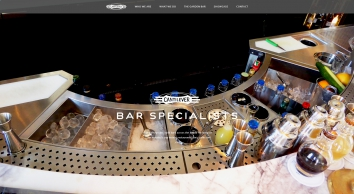 Cantilever | Bar Design for Bars, Cafes, Hotels and Restaurants