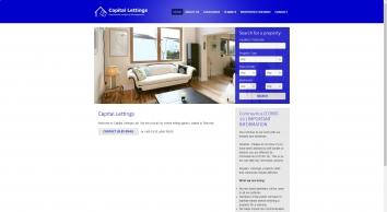 Capital Lettings Ltd, Edinburgh, EH3