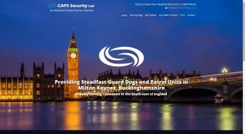 Caps Security Ltd