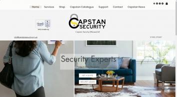 Capstan Security Wessex Ltd