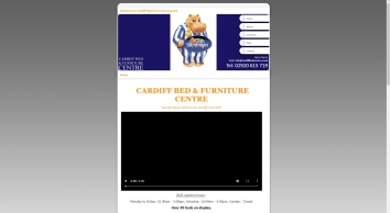 CARDIFF BED CENTRE