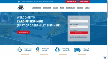 Cardiff Skip Hire | Cardiff Skips | Contact Us Today!