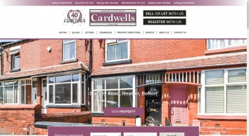Cardwells Sales, Lettings, Management Commercial, Whitefield