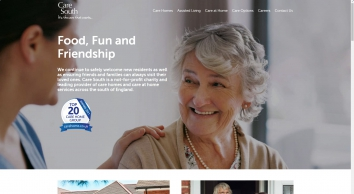 Care South   St Ives House