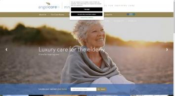 Angelcare PLC   MNS Care PLC