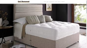 Beds Hull, Mattresses, Sofas, Chairs - Carl Hammond, Hessle Road, Hull, Yorkshire.