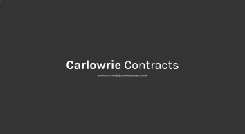 Carlowrie Fit Out Ltd
