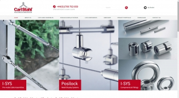 Cable Assemblies, Stainless Steel Wire Rope & Wire Fittings UK