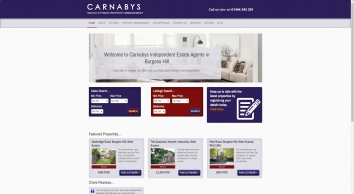 Carnabys Independent Estate Agents, Burgess Hill