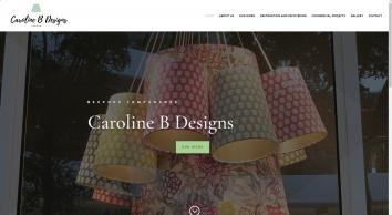 Caroline B Designs