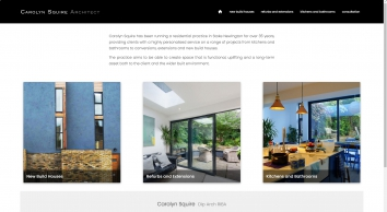 Home Page - Carolyn Squire Architect