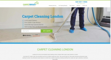 Carpet Cleaning London | Carpet Cleaners London | Carpet Bright UK