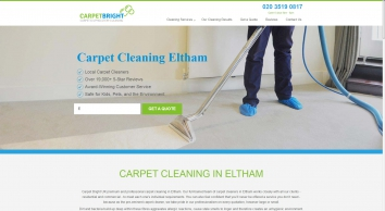 Carpet Cleaning Eltham | Carpet Cleaners | Carpet Bright UK