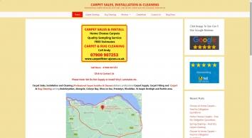A Jones Carpet Fitting - Carpet Supply, Fitting & Refits
