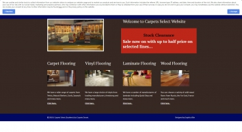Carpets Select Dorset - Carpets & Fitting Available