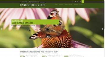 Carrington & Son Tree & Garden Services