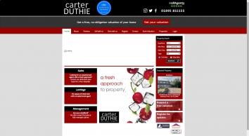 Carter Duthie Estate Agents, Denham