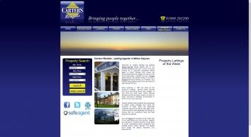 Carters Rentals Letting Agents in Milton Keynes