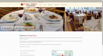 Casa Nova Italian Restaurant - Virginia Water, Surrey
