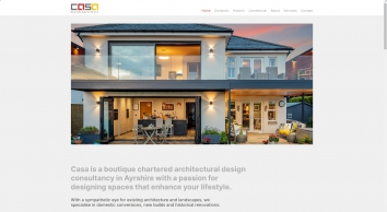 CASA Design Architecture :: Chartered Architects based in Ayrshire :: Scotland