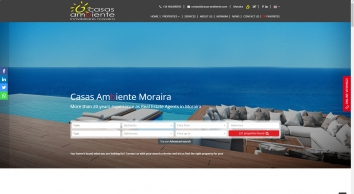 Casas Ambiente Moraira | Estate Agents in Moraira