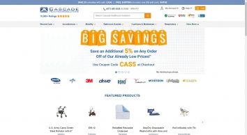 Medical Equipment & Home Healthcare Products Supplier