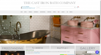 The Cast Iron Bath