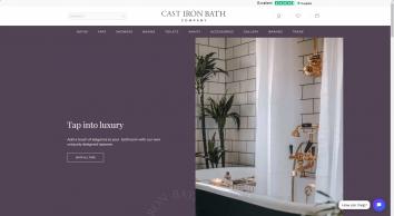 The Cast Iron Bath