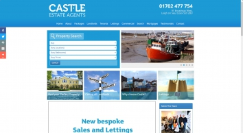 Castle Estate Agents, Leigh-On-Sea