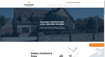 Best Building Contractors in Essex | We offer All-in-one Building Services