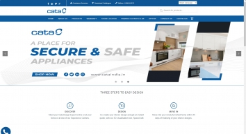 Cata India Manufacturer and Seller of Kitchen and Home Appliances