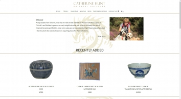 Catherine Hunt Oriental Antiques