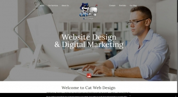 Cat Web Design