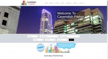 Cavendish Parker - Estate & Letting Agents in London