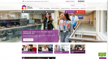 Norwich City College Of Further & Higher Education