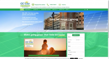 C C Solar Coastal Communications & Solar Pv