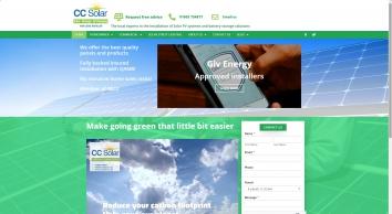 C C Solar Coastal Communications & Solar Pv