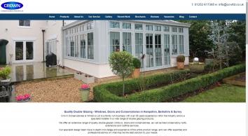 Crown Conservatories & Windows Ltd