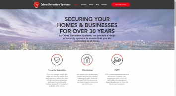 Crime Detection Systems Limited | The Security Specialist