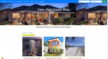 CEBU Real Estate Shop