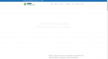 Ceiba Renewables | Renewable Energy Specialist, Solar Heating, Solar Panels, Solar PV, Micro Generation