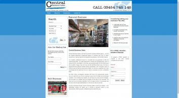 Central Business Sales