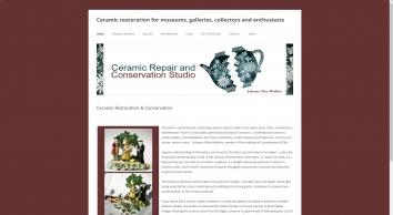 The Ceramic Repair & Conservation Studio