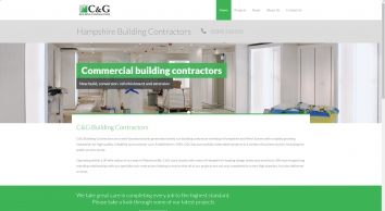 C & G Building Contractors (UK) Ltd