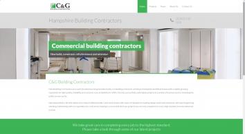 C & G Building Contractors (UK) Ltd