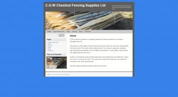 CGW Chestnut & Countryside Management