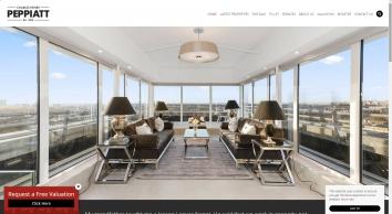 CH Peppiatt, London