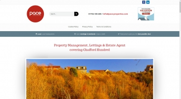 PACE Property Lettings and Management Ltd, Southend-on-Sea Lettings