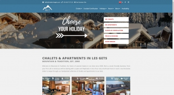 Les Gets Chalets & Apartments | Affordable & Luxury Ski Holidays
